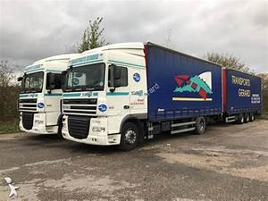 Camion Remorque Occasion : camion remorque daf savoyarde xf105 410 euro 5 occasion n 1822115 ~ Medecine-chirurgie-esthetiques.com Avis de Voitures