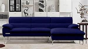 Blue Sectional Sofa With Chaise Astounding Navy Blue
