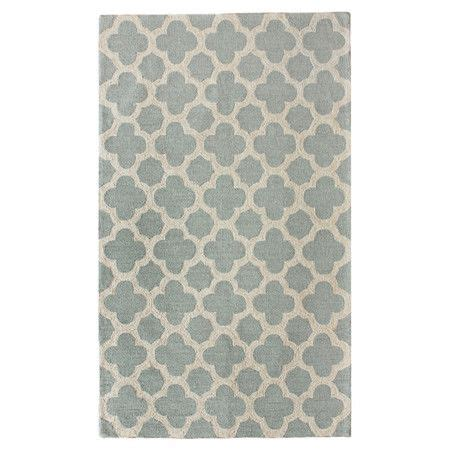 joss and area rugs perla rug in blue at joss and decor ideas