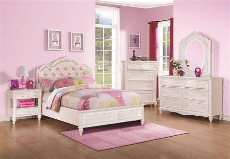 youth bedroom sets caroline diamond tufted youth platform bedroom set from 13896 | caroline 4007 400720t b2