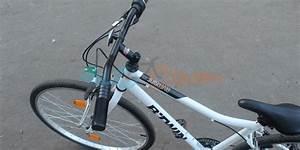 Btwin Riverside 100 Hybrid Cycle  Price  U0026 Review