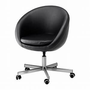 Chaise Noire Ikea : skruvsta chaise pivotante idhult noir ikea ~ Teatrodelosmanantiales.com Idées de Décoration