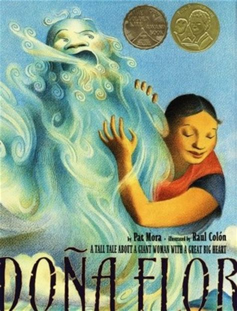 dona flor  tall tale   giant woman   great