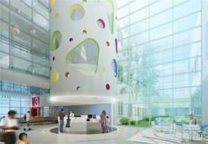 Plans for £40m Sheffield children's hospital wing ...