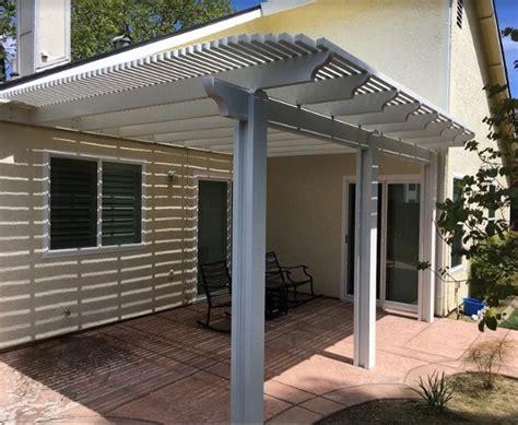 lattice patio cover antelope ca