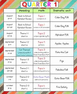 Made For 1st Grade  Pacing Guide