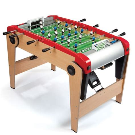 full size foosball table full size foldable foosball table for unlimited fun homecrux