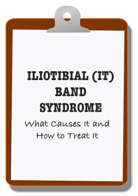 iliotibial  band syndrome   mother runner