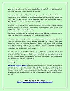 emotional support animal center With emotional support cat letter