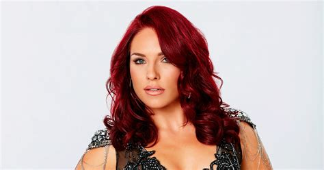 Sharna Burgess Sidelined From 'dwts' With Knee Injury