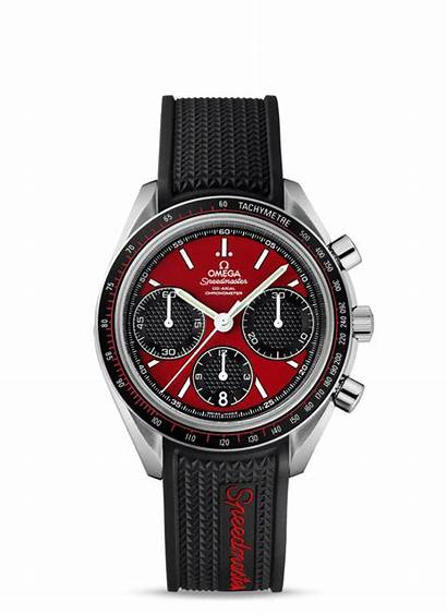 Omega Racing Speedmaster Chronograph Axial Steel Watches
