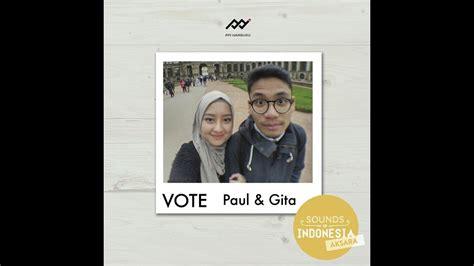 Paul Gita Teman Hidup Sounds Indonesia