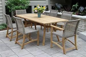 nautical, teak, hardwood, outdoor, rectangle, dining, table