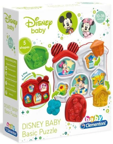bolcom disney baby basic puzzle