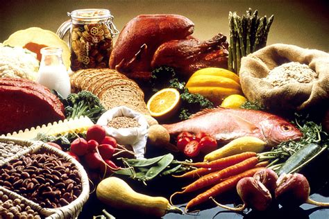 early cuisine food
