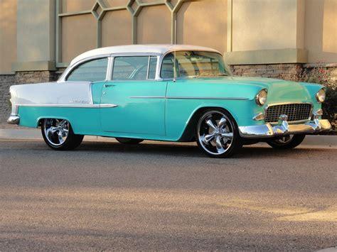1955 Chevrolet 150 Custom 2 Door