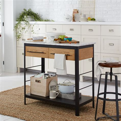 stainless steel kitchen island derektime design