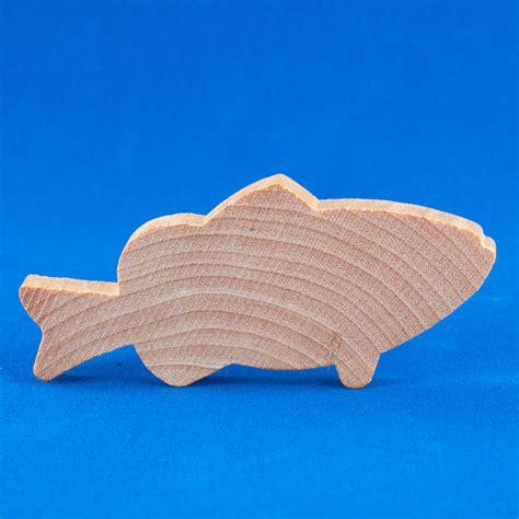 unfinished wood fish cutout wood cutouts wood crafts