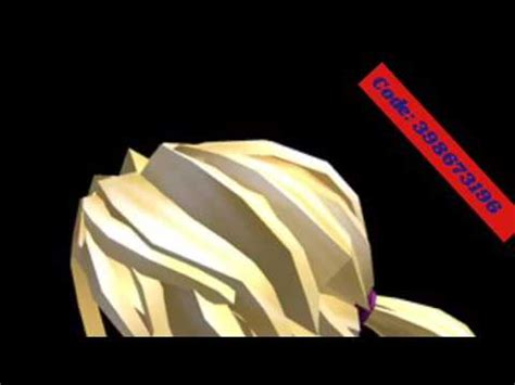 Roblox hair codes and ids list. Roblox highschool codes (for girls) - YouTube