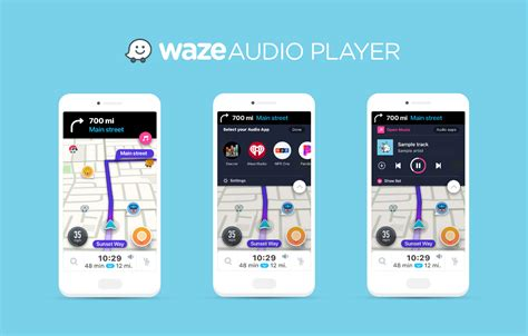 Waze Rolling Out Audio Player With Support For Spotify
