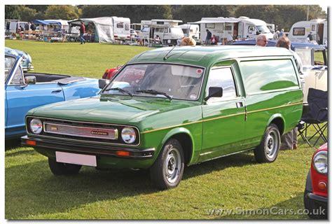 Simon Cars - Marina Van - The goods version of the Morris ...