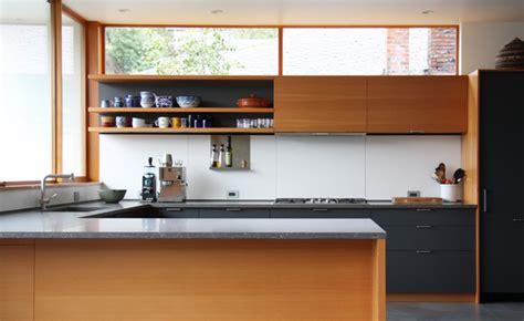 main street kitchen modern kitchen  york