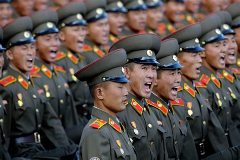 Women 'raped Routinely In North Korean Army', Defector