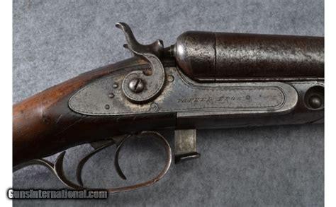 Parker Bros 12 Gauge Shotgun With Hammers