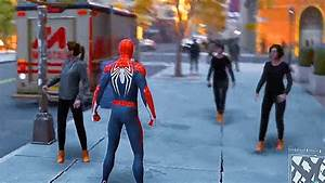 Spider-Man PS4 - 22 Minutes of Free Roam Open-World ...