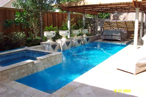 awesome small swimming pools designs  refresh backyard area ideas  homes