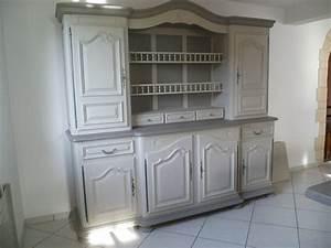 repeindre des meubles de cuisine en bois vernis With peinture pour meubles vernis