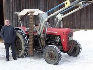 Rasenmäher Traktor Ebay : massey ferguson mf 35 mit frontlader und m hbalken m hwerk ~ Kayakingforconservation.com Haus und Dekorationen
