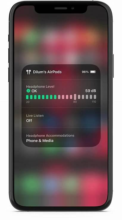 Level Check Audio Headphone Iphone Ios Button