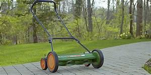 5 Best Reel Push Lawn Mowers Reviews Of 2018