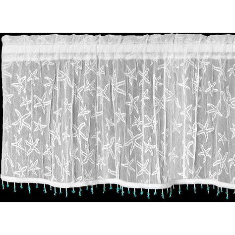 starfish window treatment panels d 233 cor shop