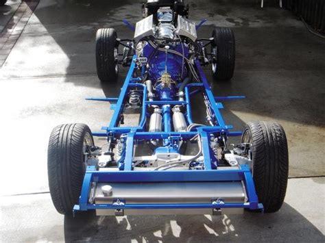 Custom Hot Rod Car Frame & Chassis In Ohio Progressive