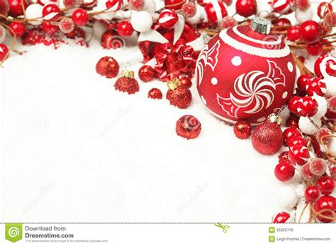 christmas decoration background stock photo image