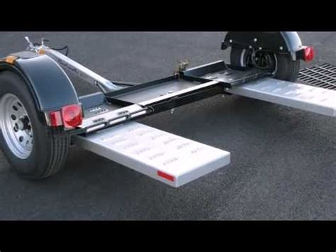 roadmaster tow dolly rm  albany   youtube