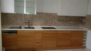 Küchenzeile Ikea Gebraucht : verkaufe guterhaltene ikea k chenzeile mit ~ Michelbontemps.com Haus und Dekorationen