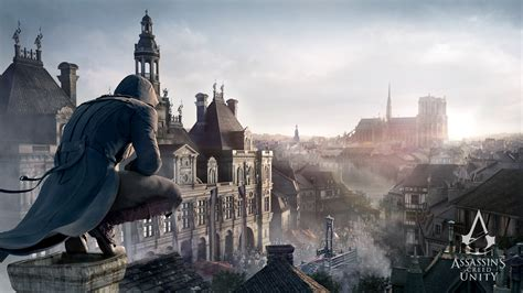 Halo 3 Wall Paper 159 Assassin 39 S Creed Unity Hd Wallpapers Backgrounds Wallpaper Abyss