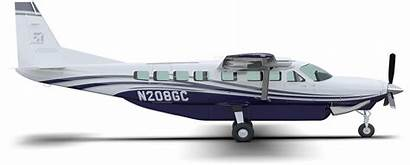 Caravan Cessna Grand Ex 208b Aircraft Engine