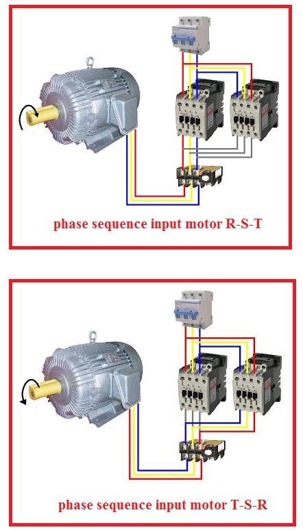 Phase Reversing Motor Wiring Diagram Imageresizertool