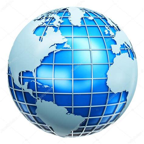 World Globe Images Blue Metallic Earth Globe Stock Photo 169 Scanrail 68636529