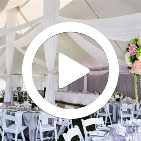 Ceiling Tent by Ceiling Tent Lighting Package