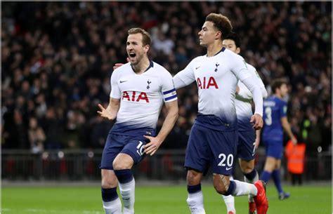 Resultado Final – Tottenham 1 Chelsea 0 – Carabao Cup 2018 ...