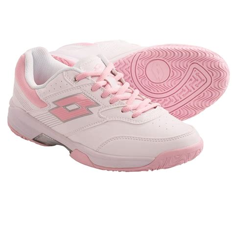 light pink tennis shoes lotto t effect tennis shoes for save 37