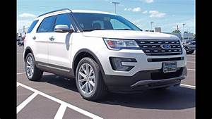 2017 Ford Explorer Limited Ecoboost 4x4 Suv At Eau Claire