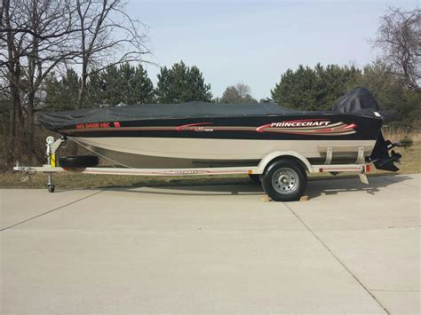 Used Boat Motors For Sale In Wisconsin by Princecraft Boats For Sale In Wisconsin