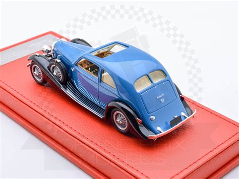 We're committed to providing low prices every day, on everything. Bugatti T57 Profilee James Young Blue & Black by Evrat