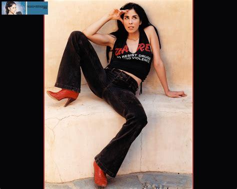 sarah silverman sarah sarah silverman wallpaper 989407 fanpop